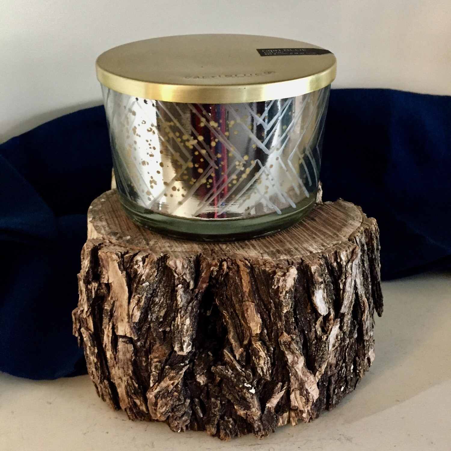 Volcano Bowl Candle