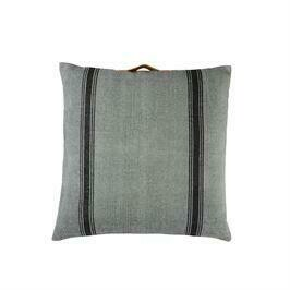 Gray/Black Pillow