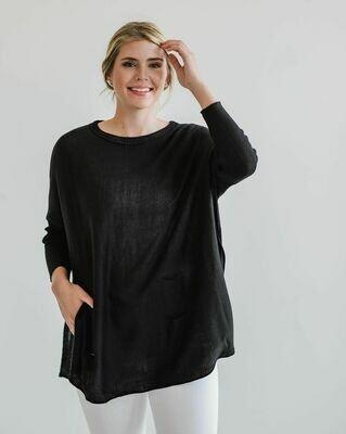 Catalina Sweater - Black