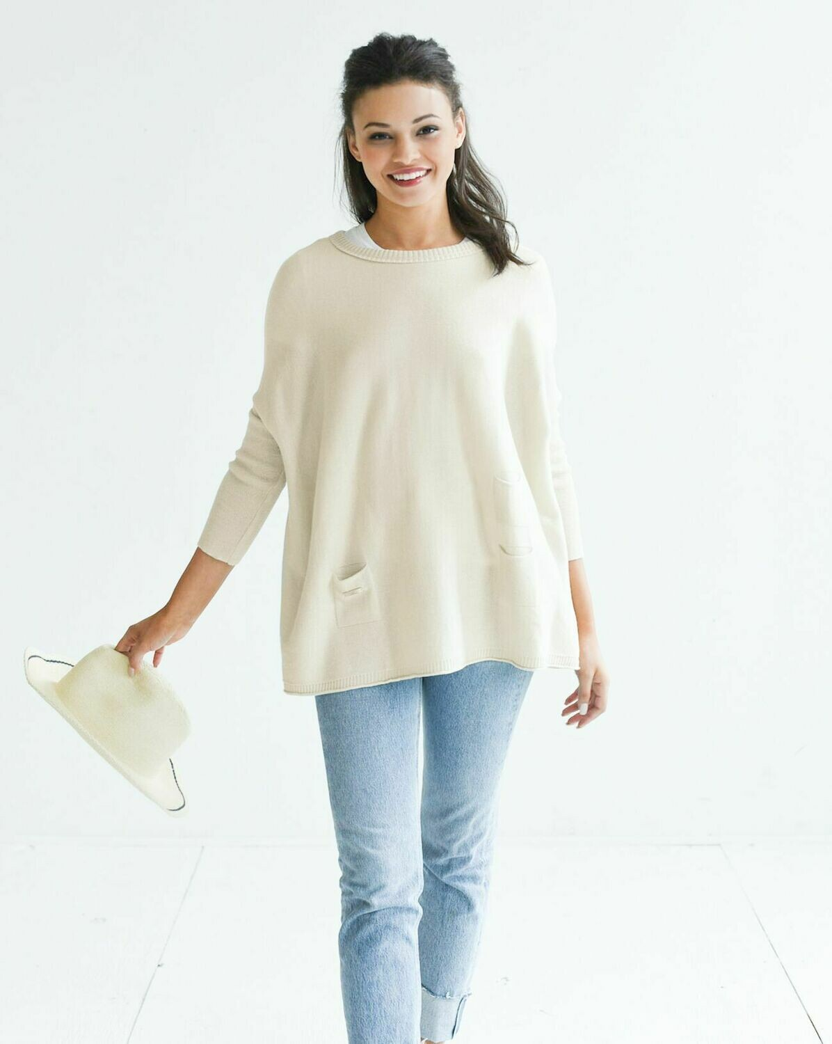 Catalina Sweater - Sand
