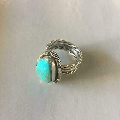 Teardrop TQ Ring