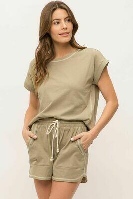 Stitch Shirt Sage