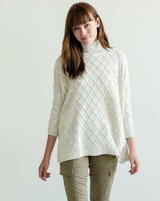 Lisbon Sweater Ivory