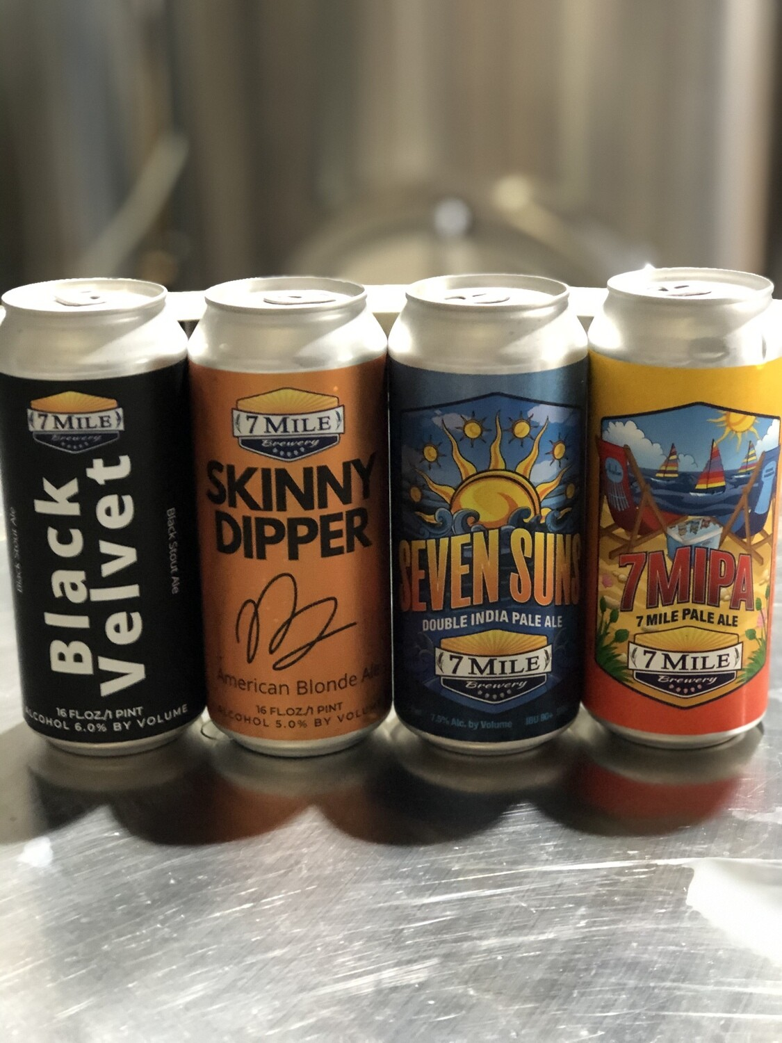 CMC Virtual Beerfest (Mixed 4-Pack)