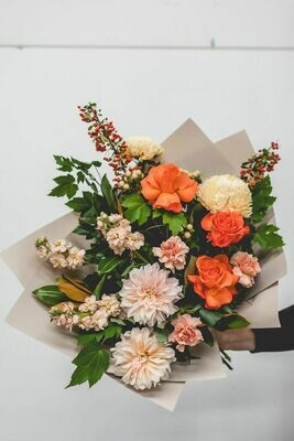 Florist Choice - Orange Vibes