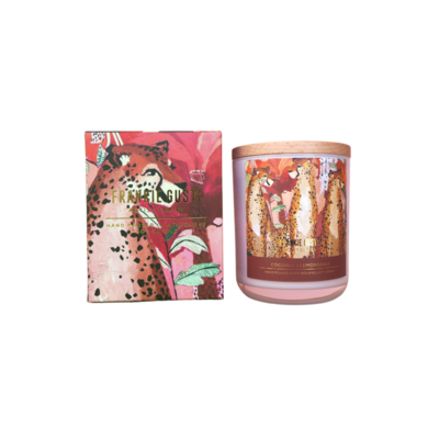 Frankie Gusti - Coconut and Lemongrass - Candle