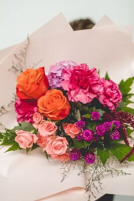 Floral Subscription x 4 weekly- SMALL Bunch