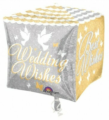 Ultra Shape Shimmering Wedding Wishes