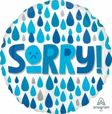 Sorry Raindrops