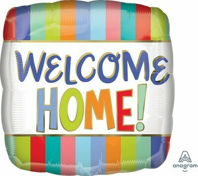 Standard Welcome Home Stripes S40