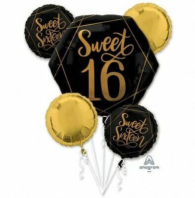 Bouquet Sweet Sixteen