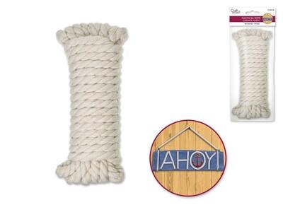 Nautical Rope Cotton 8mmx 5m