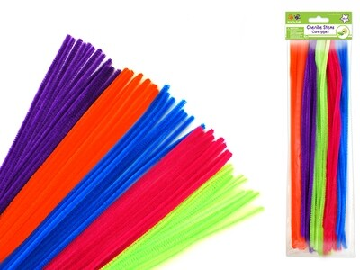 Glamour Mix  Pipe Cleaners 40/pk