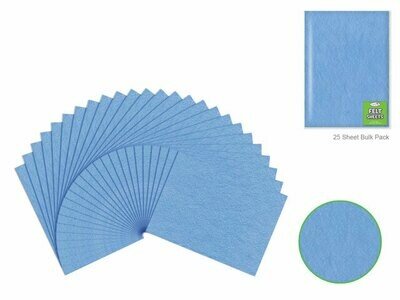 Light Blue Premium  Bar-Coded Sheet 9