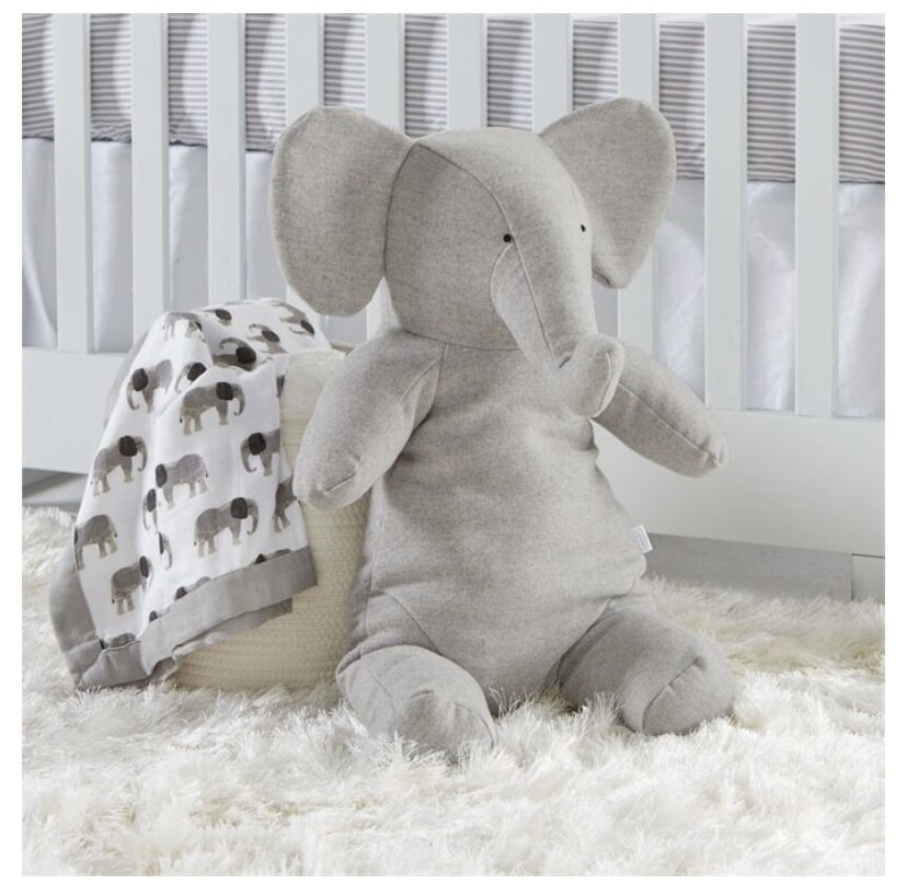 Elephant Floppy Plush