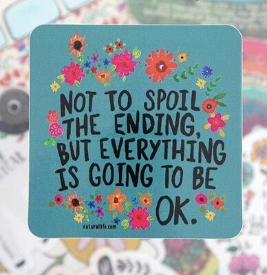 Spoil Sticker