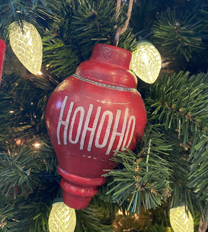Finial Ornament