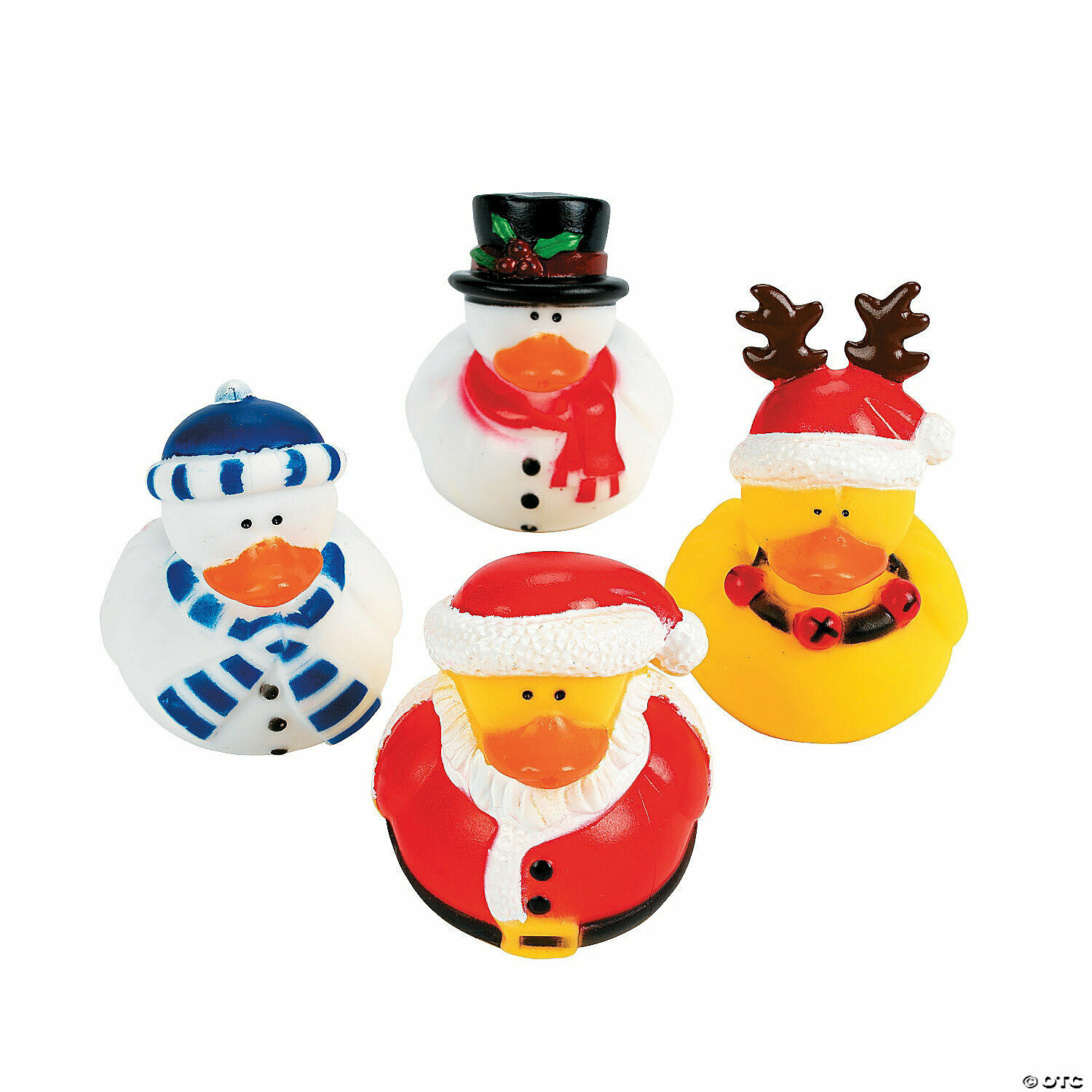 Holiday Rubber Ducky