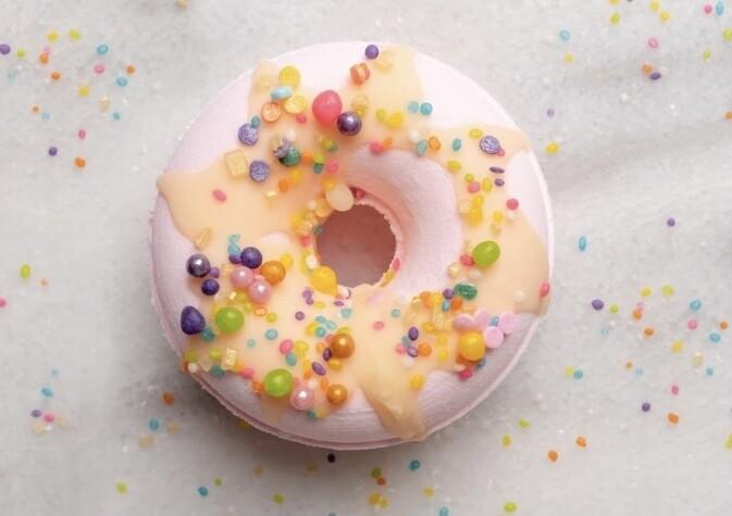 Donut Bath Bomb