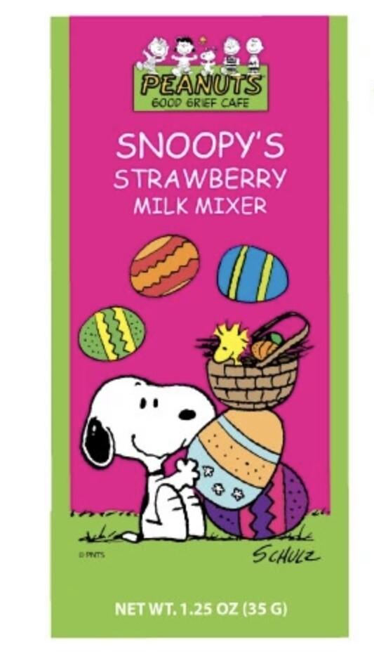 Strawberry Milk Mixer
