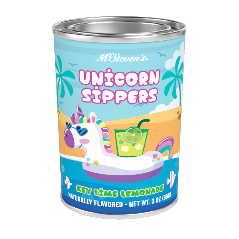 Unicorn Sippers Key Lime Lemonade