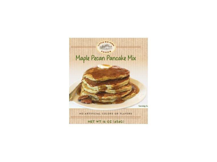 Maple Pecan Pancake & Waffle Mix