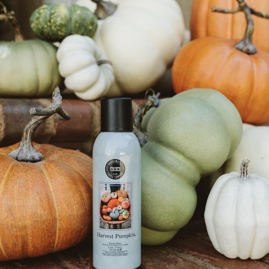 Harvest Pumpkin Room Spray