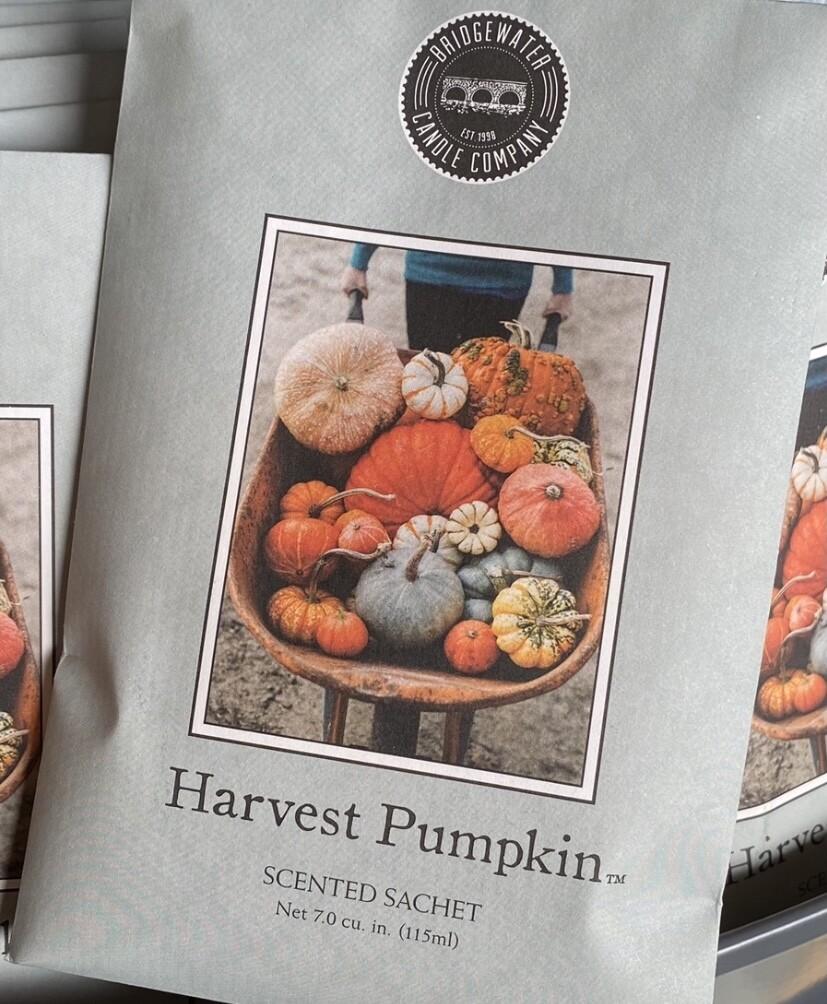 Harvest Pumpkin Sachet