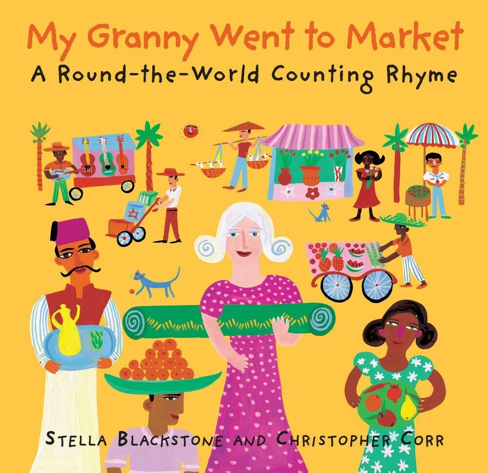 My Granny Went to Market Book