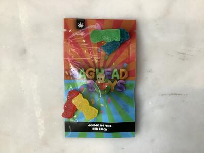 THC Baghead Boys Gummies