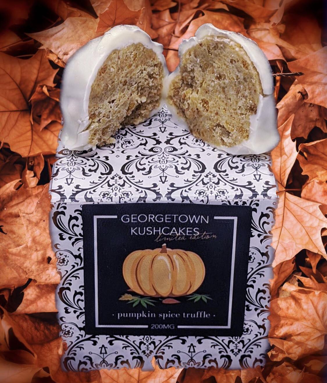 THC Pumpkin Truffle