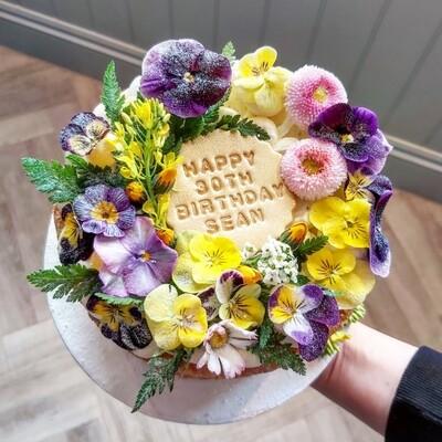 6 Inch Signature Celebration Cake