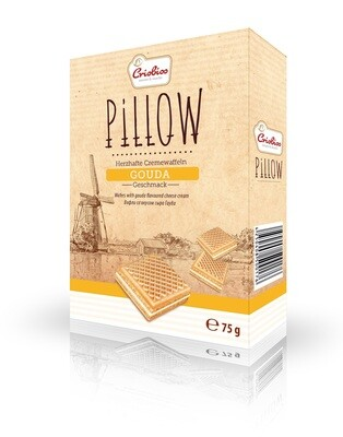crisbiss Pillow Gouda 75g Faltschachtel