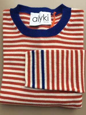 Alyki Cashmere/Woll Pullover