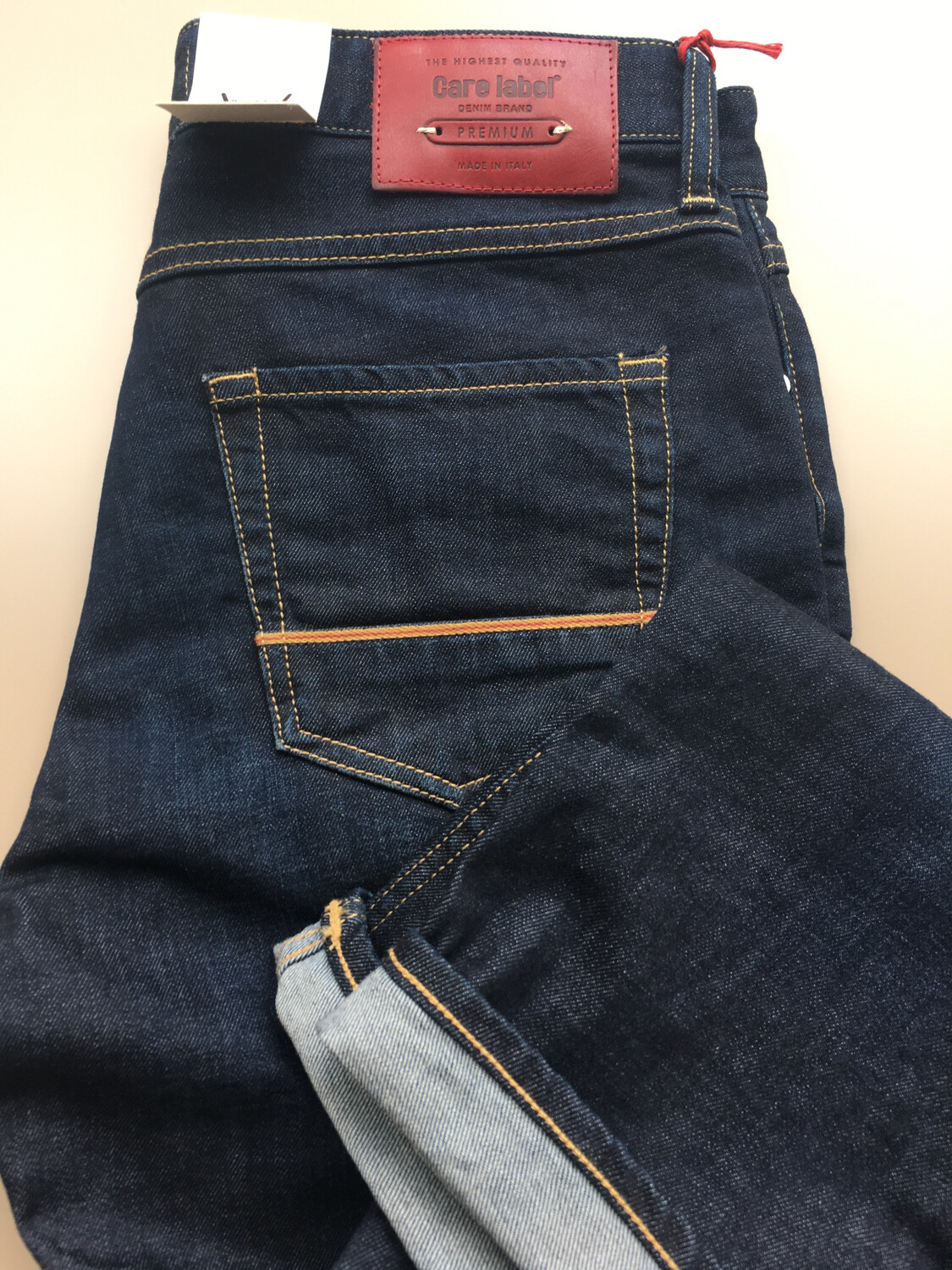 Care Label Jeans Luke