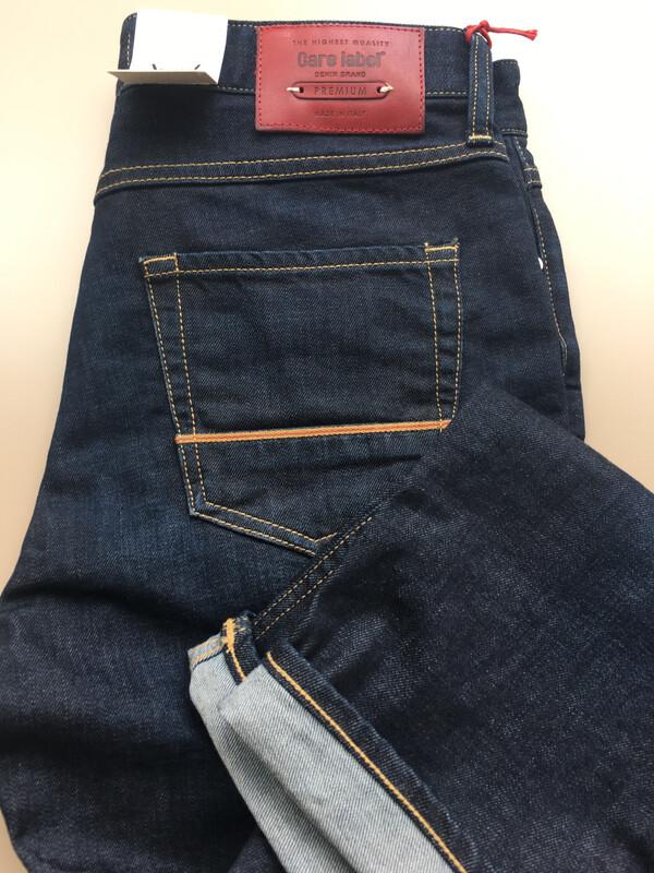 Care Label Jeans Luke