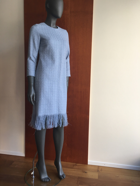 Claudia Krebser Boucle Kleid