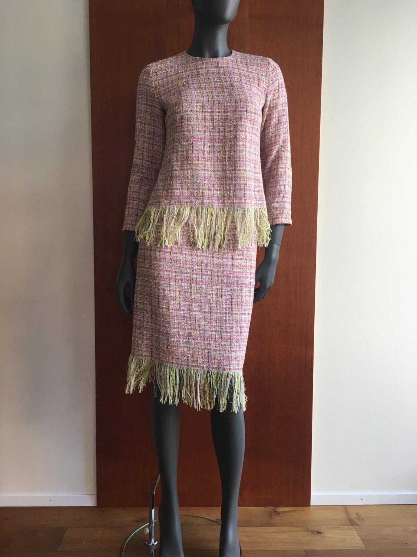 Claudia Krebser Tweed Jupe