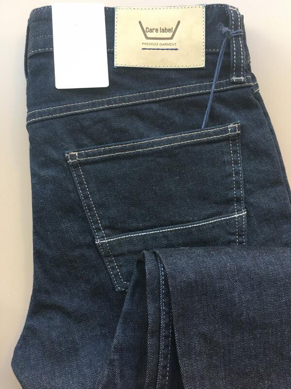 Care Label Jeans Bodies