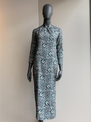 Claudia Krebser Kleid Paisley