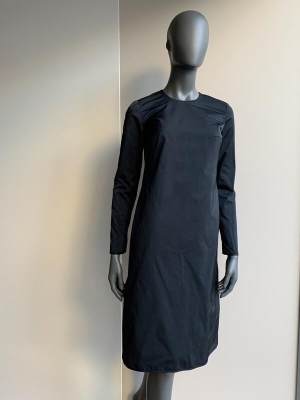 Claudia Krebser Kleid Taft