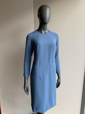 Claudia Krebser Kleid Crêpe