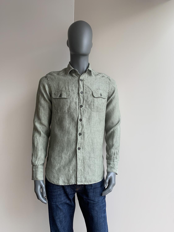 Gherardi Leinenhemd