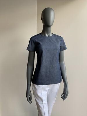 Claudia Krebser Jeansshirt