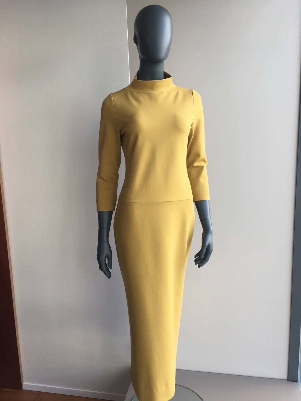 Claudia Krebser Jerseykleid