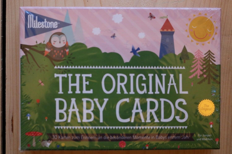 "Milestone ""Babykarten"""