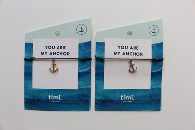 "Timi ""Armband mit Anker"""