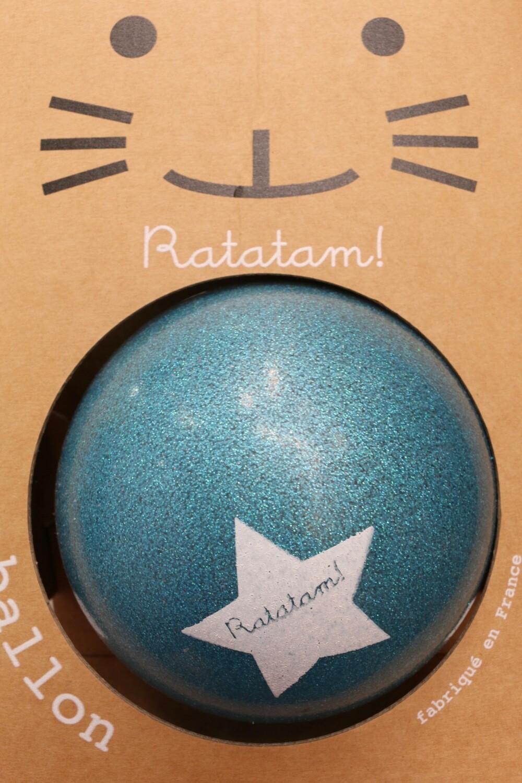 "Ratatam ""Ball Glitzer Stern"""