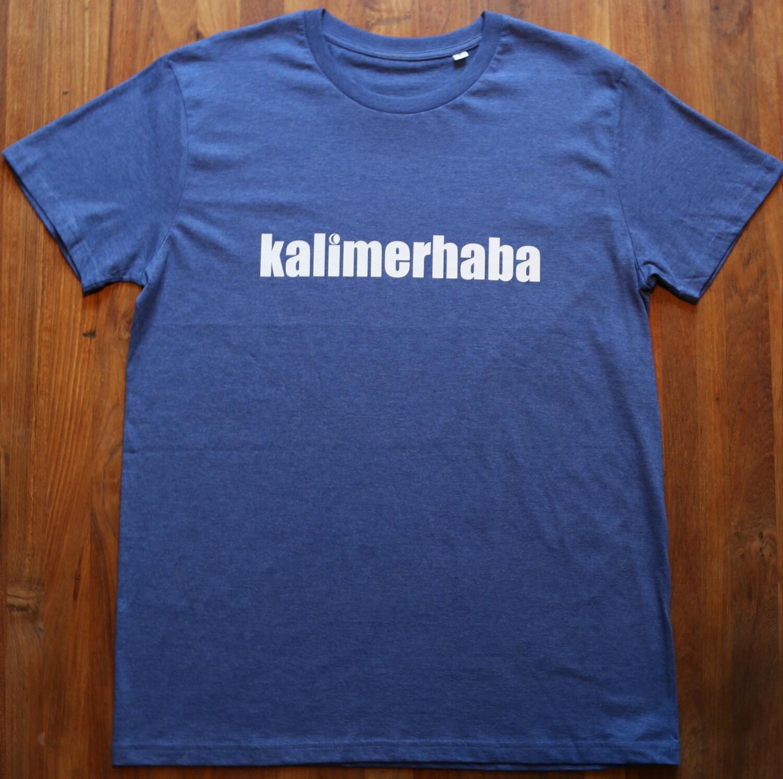 """T-shirt """"kalimerhaba"""" unisex"""