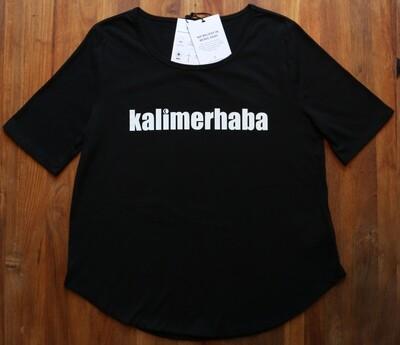 "T-Shirt ""kalimerhaba"" woman"
